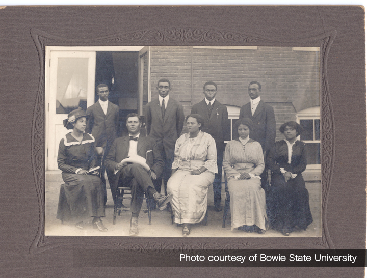 Bowie State Faculty1912-1913
